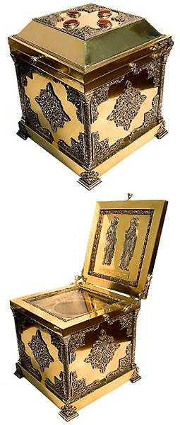 Jewelry reliquary - M26