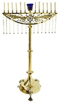 Floor church candle-stand - 780