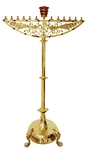 Floor church candle-stand - 778