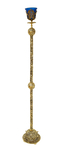 Floor church candle-stand - 781