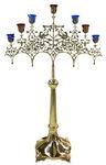 Seven-branch candelabrum -771