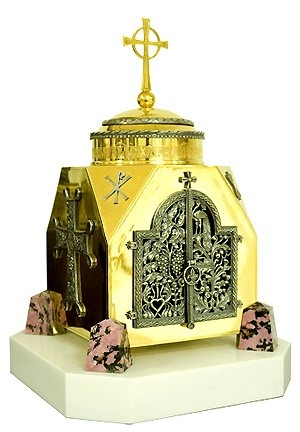 Jewelry tabernacle - D18