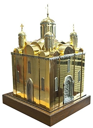 Jewelry tabernacle - D20