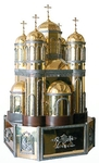 Jewelry tabernacle - D10