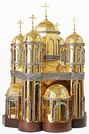 Jewelry tabernacle - D9