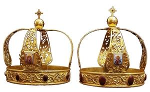 Wedding crowns - no.B1