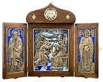 Icon-folder (skladen) Annunciation of the Most Holy Theotokos