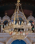 Greek Orthodox two-level horos (26 lights) - 1