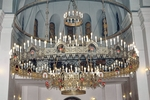 Greek Orthodox five-level horos (112 lights)