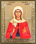 Religious Orthodox icon: Holy Martyr Tatiana