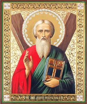 Religious Orthodox icon: Holy Apostle Andrew the First Called - 2 ...