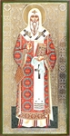 Religious Orthodox icon: Holy Metropolitan Alexis of Moscow - 2