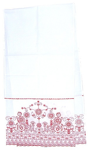 Embroidered Roushnik (towel) Old Country