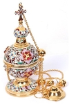 Jewelry Bishop censer no.2b