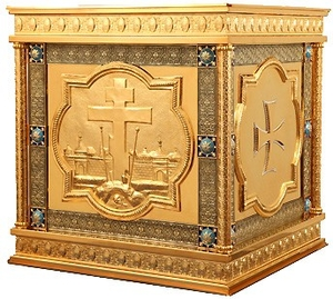 Altar table vestments no.20