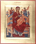 Religious icons: Most Holy Theotokos the Queen of All