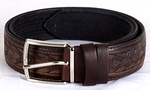 Leather belt - Diveevo