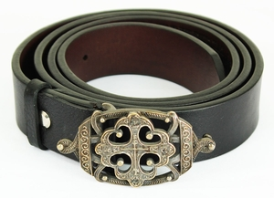 Leather belt - Women's