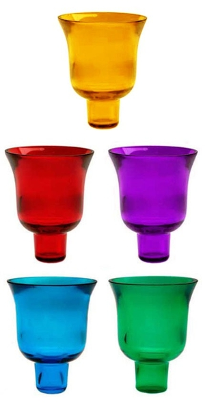 Church votive glass no.3 (110 mL)