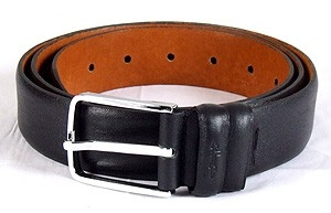 Orthodox leather belt - S2