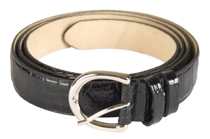 Orthodox leather belt - S7