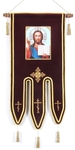 Church banners (gonfalon) - 10