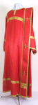 "Deacon vestments 47-48""/5'9"" (60/176) #133 - 25% off"
