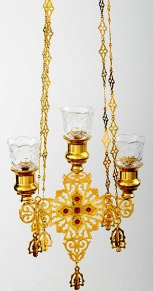 Vigil lamps: Oil lamp - 63