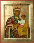 Byzantine icon: The Most Holy Theotokos of Chernigov