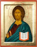 Byzantine icon: Christ the Pantocrator