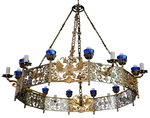 Church chandelier (horos) - 23