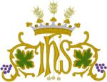 Vintage Ecclesiastical Design 385 embroidered applique