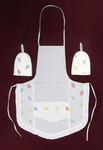 Embroidered kitchen set - 3