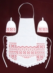 Embroidered kitchen set - 1