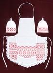 Embroidered kitchen set - 1