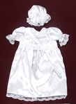 Eva-2 embroidered baptismal clothes for girls
