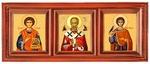 Icon cases: Triple horizontal Simple icon case (kiot)