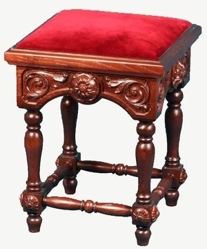 Clergy stool - 3