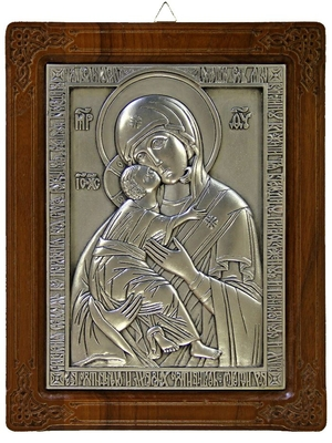 Icon of the Most Holy Theotokos of Vladimir