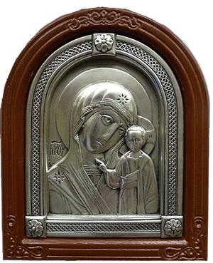Icon of the Most Holy Theotokos of Kazan - 41