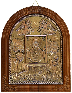 Icon of the Most Holy Theotokos of the Sign - 4