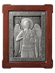 Icon of St. Archangel Michael (silver-gilding)