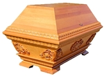 Church furniture: Tomb for epitaphios (shroud) - 1