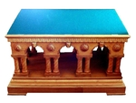 Church furniture: Tomb for epitaphios (shroud) - 2