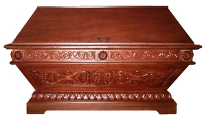 Church furniture: Tomb for epitaphios (shroud) - 4