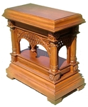 Church furniture: Pantheleimon litiya table