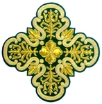 Hand-embroidered crosses - I-023