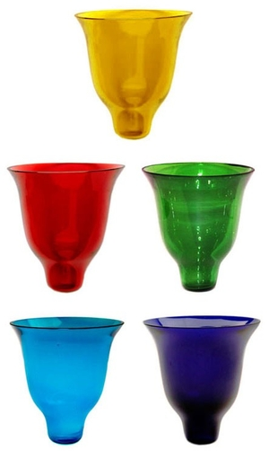 Church votive glass no.5 (180 mL)
