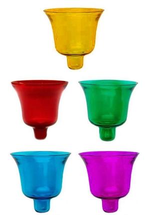 Church votive glass no.6 (280 mL)