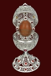 Filigree Paschal egg no.2